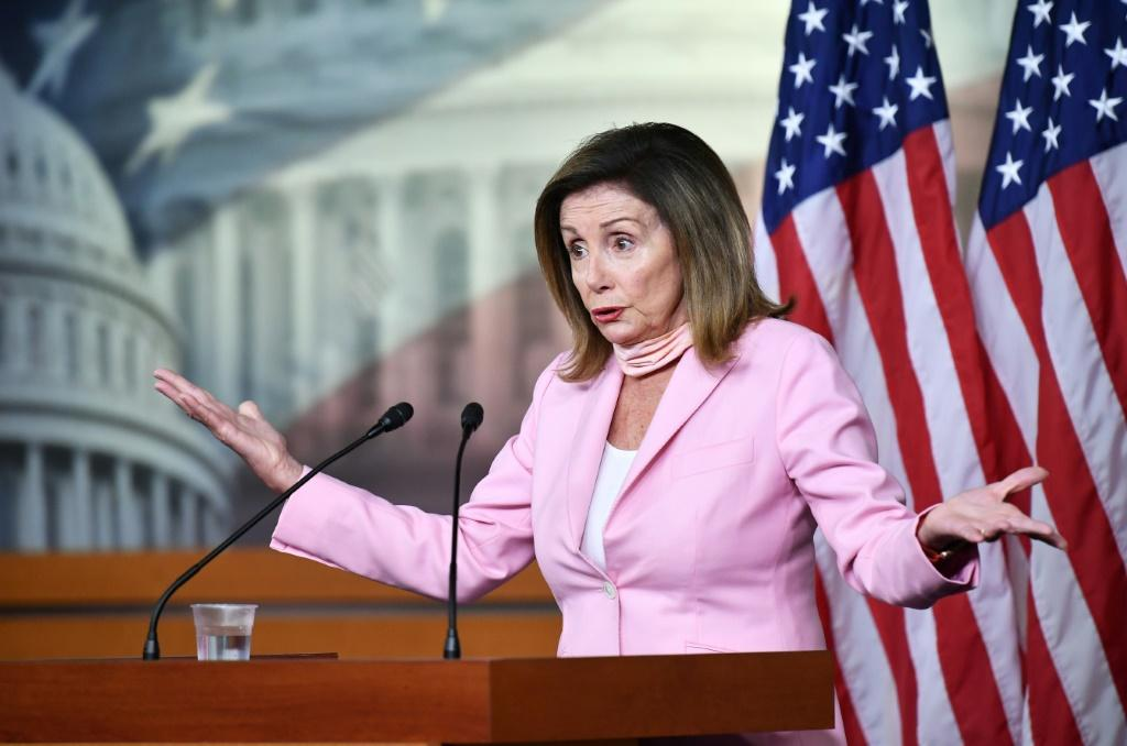 House of Representatives Speaker Nancy Pelosi said some progress had been made in stimulus talks, and while both sides are far apart on some issues, markets expect a deal will eventually be done
