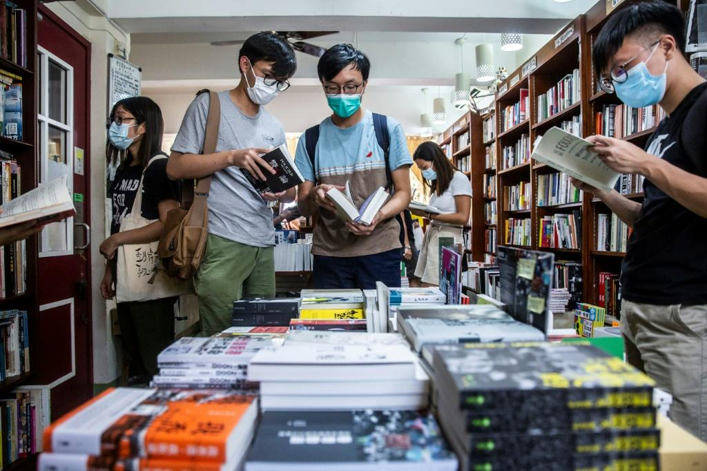 China's new security law has cast a threatening shadow over Hong Kong's dynamic book industry