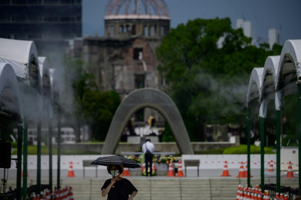 Japan on August 6 marks the 75th anniversary of the nuclear bomb attack on Hiroshima, with the coronavirus forcing a scaled-back ceremony