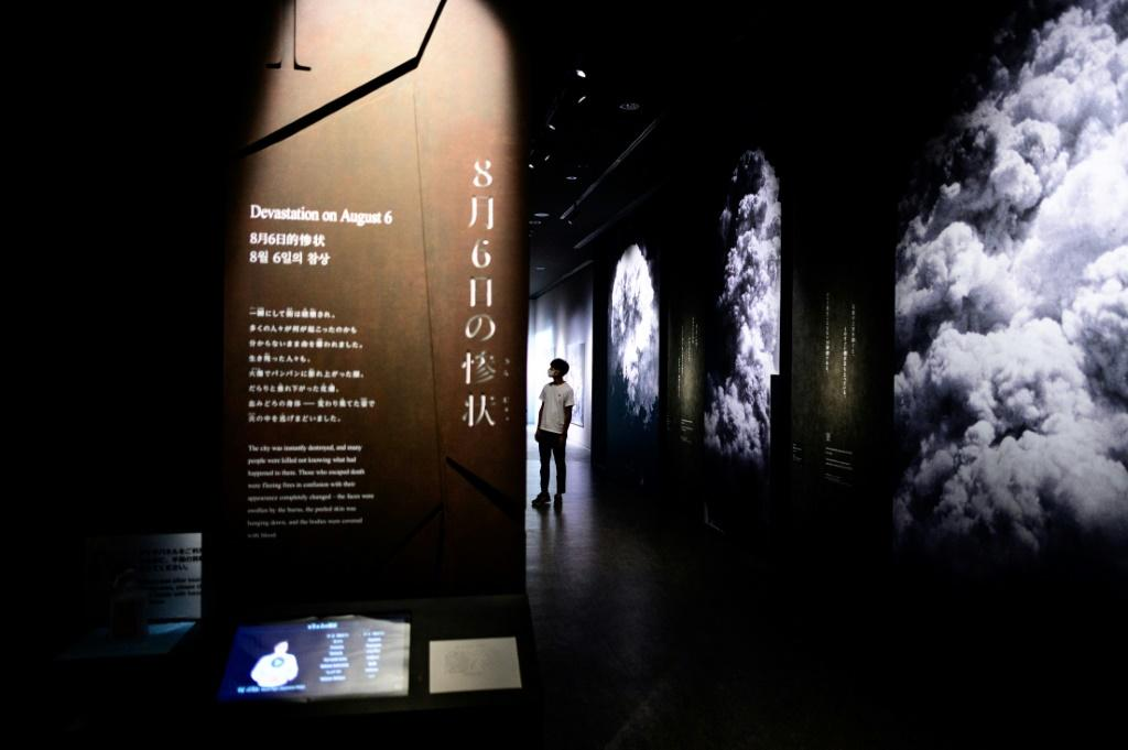 The number of survivors of the Hiroshima and Nagasaki bombings -- known as hibakusha -- is shrinking, lending an urgency to their message