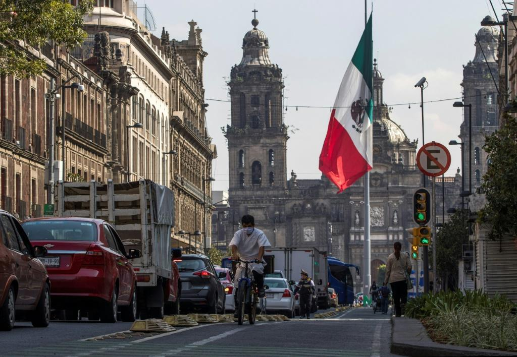 With nearly 50,000 officially registered coronavirus deaths and around 450,000 cases, Mexico has the world's third-highest fatality toll from the pandemic