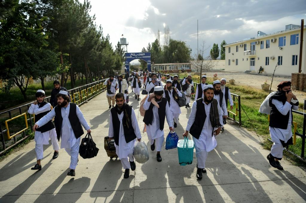 The Afghan government has already released almost 5,000 Taliban inmates