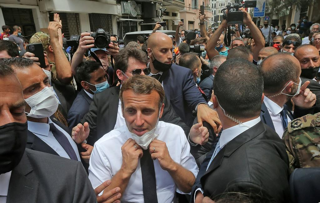 Macron said the conference aimed to mobilise funding from Europe, the US and regional states to provide medicine, care, food, and housing