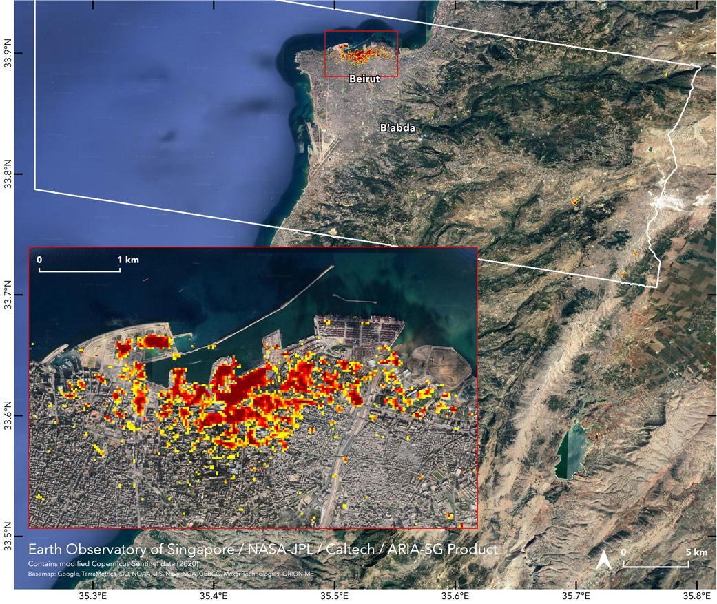 Beirut Explosions