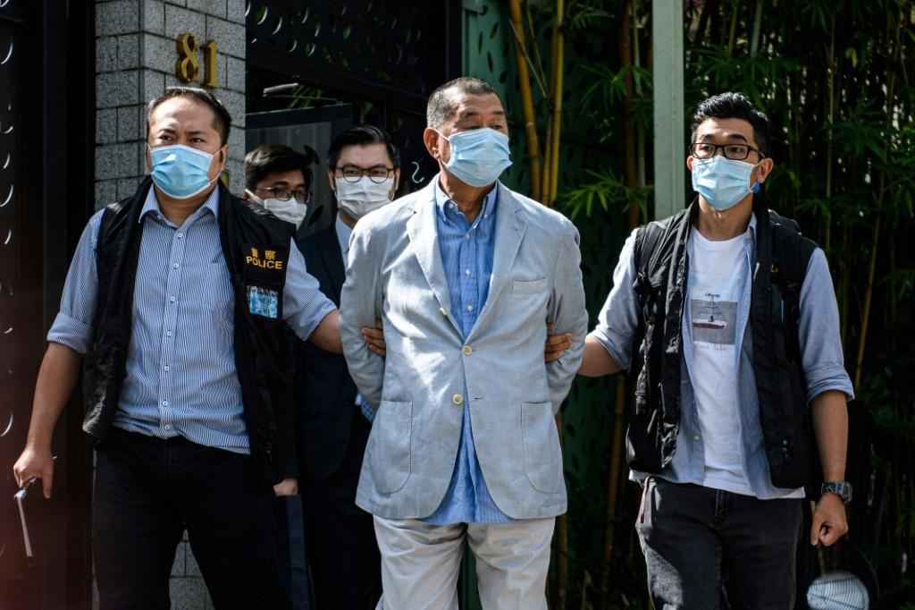 Jimmy Lai had long expected his pro-democracy views would see him arrested