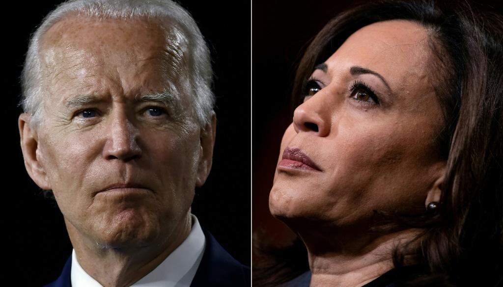 Joe Biden's choice of Kamala Harris for White House running mate puts a black woman on a major US party ticket for the first time