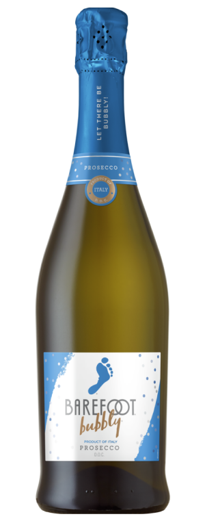 Barefoot Prosecco New