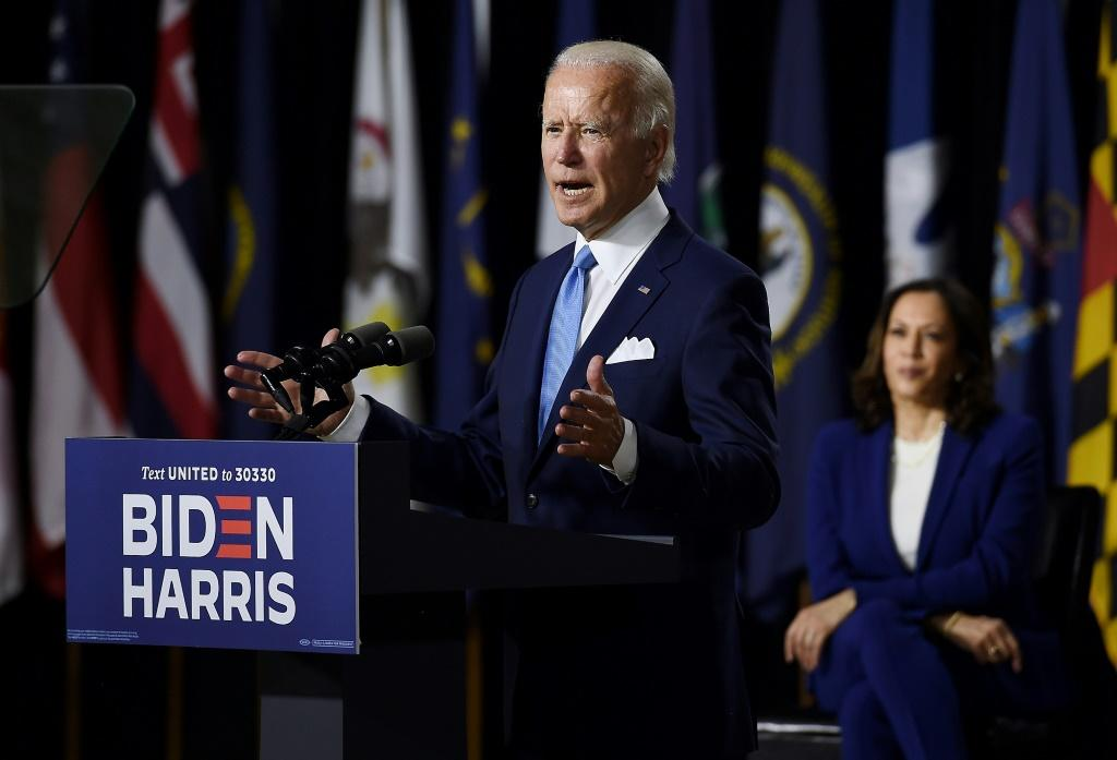 Democratic presidential nominee Joe Biden and his running mate Kamala Harris have launched their campaign to oust President Donald Trump from the White House in the November 3, 2020 election