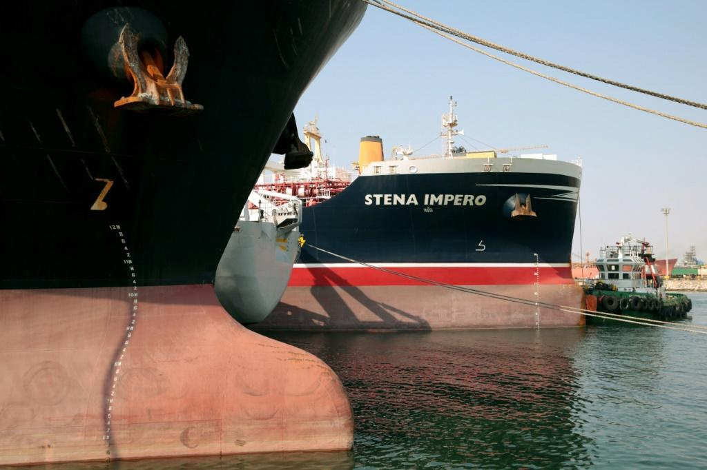 Iran and its arch enemy the United States have traded barbs over a spate of incidents in the Gulf, including the July 2019 seizure of British-flagged tanker Stena Impero