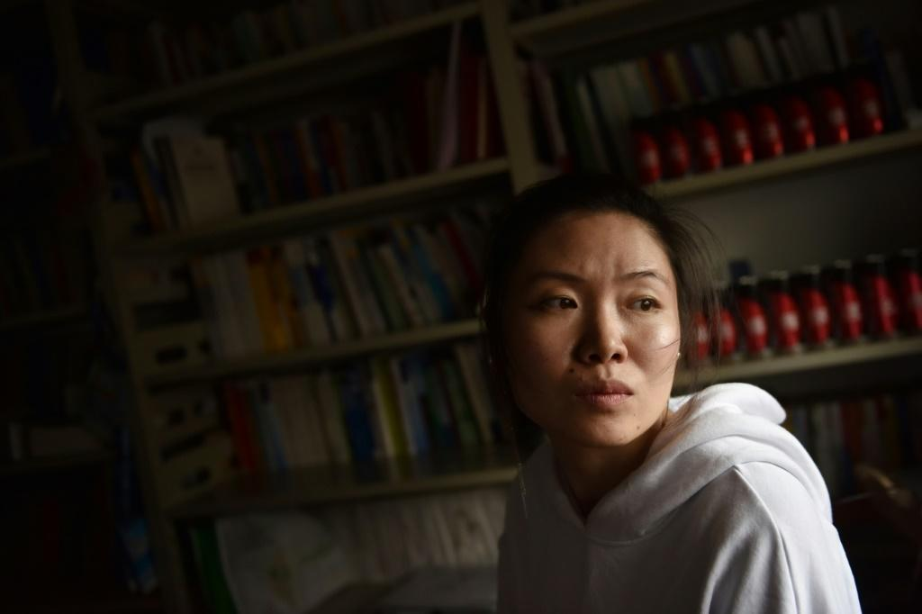 When Xiao Jia lost her sight as a teenager she was told the