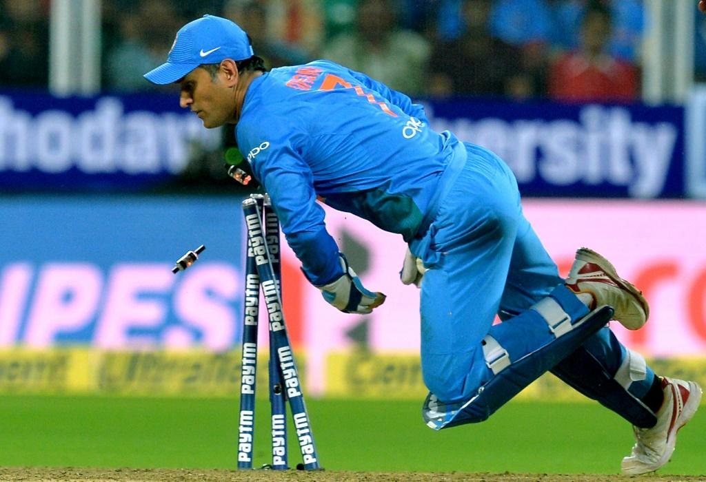 Fans are calling for Mahendra Singh Dhoni's India number 7 shirt to be retired