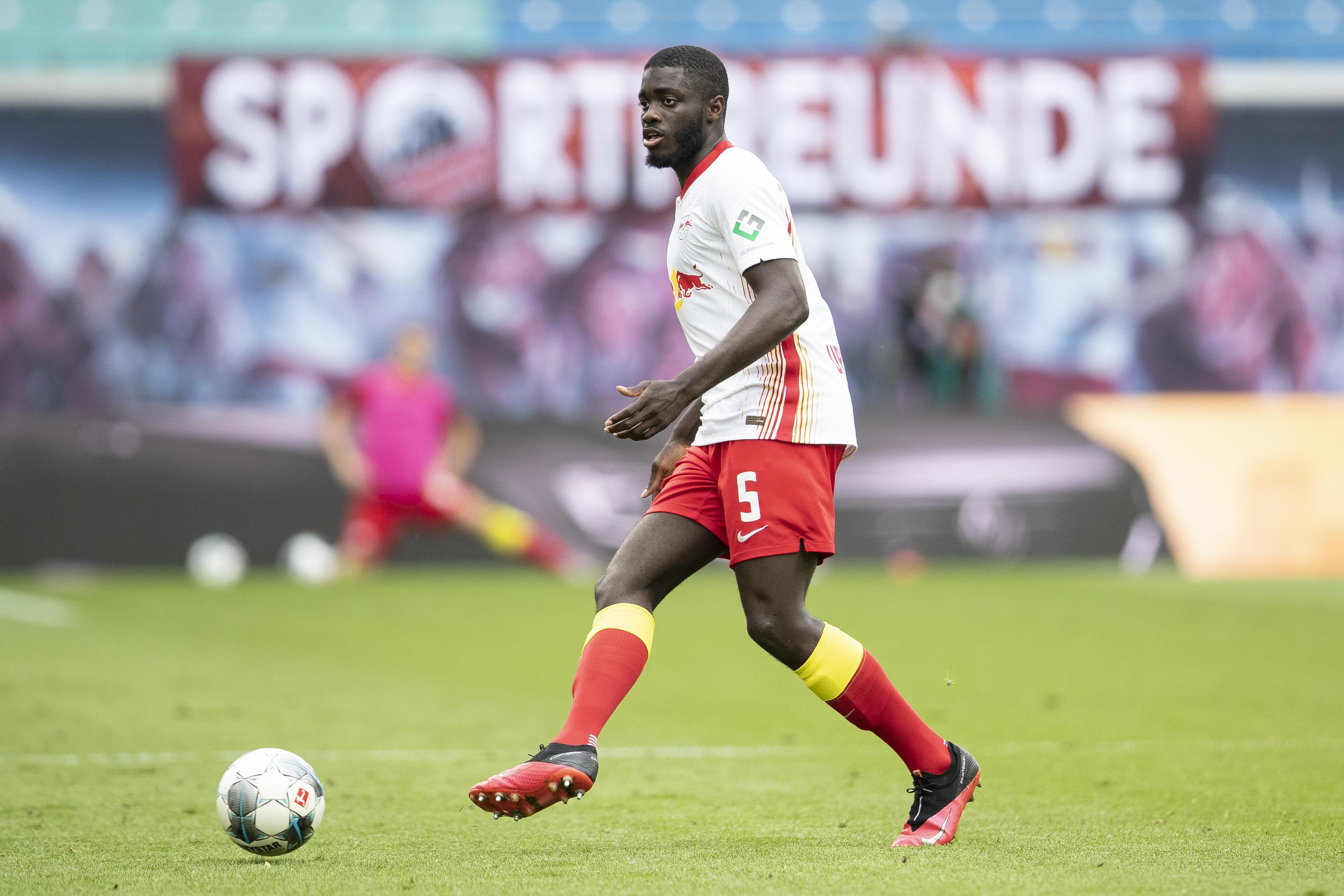 Liverpool Manchester United Among Teams Expected To Race For Upamecano Next Summer
