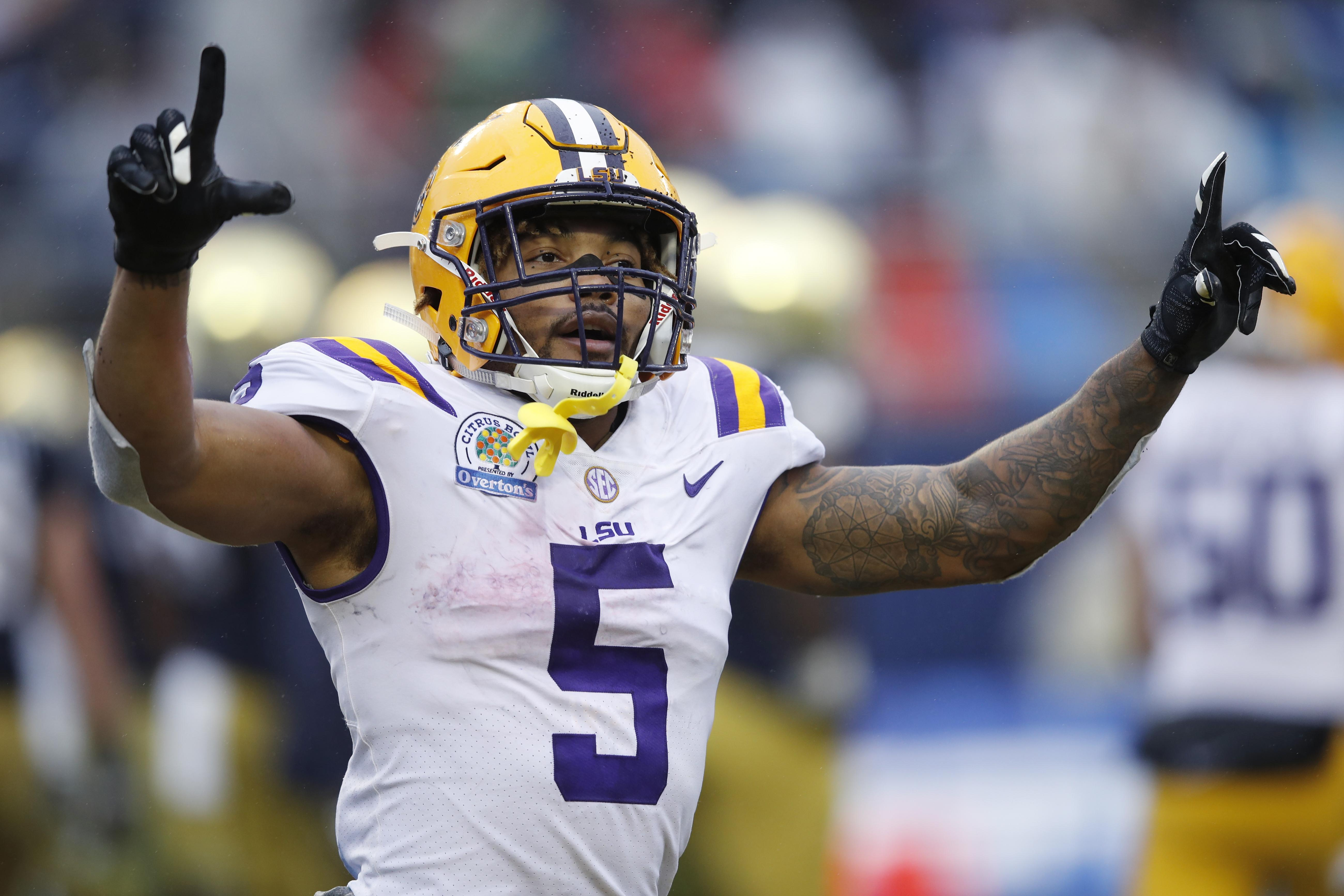 LSU Didn't Investigate Multiple Rape Allegations Against Derrius Guice