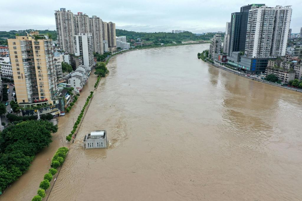 More than 100,000 people have been evacuated