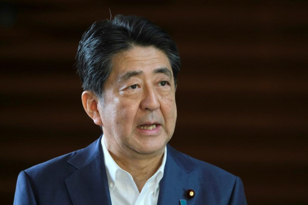 Japan's Prime Minister Shinzo Abe has faced growing speculation about his health in recent weeks