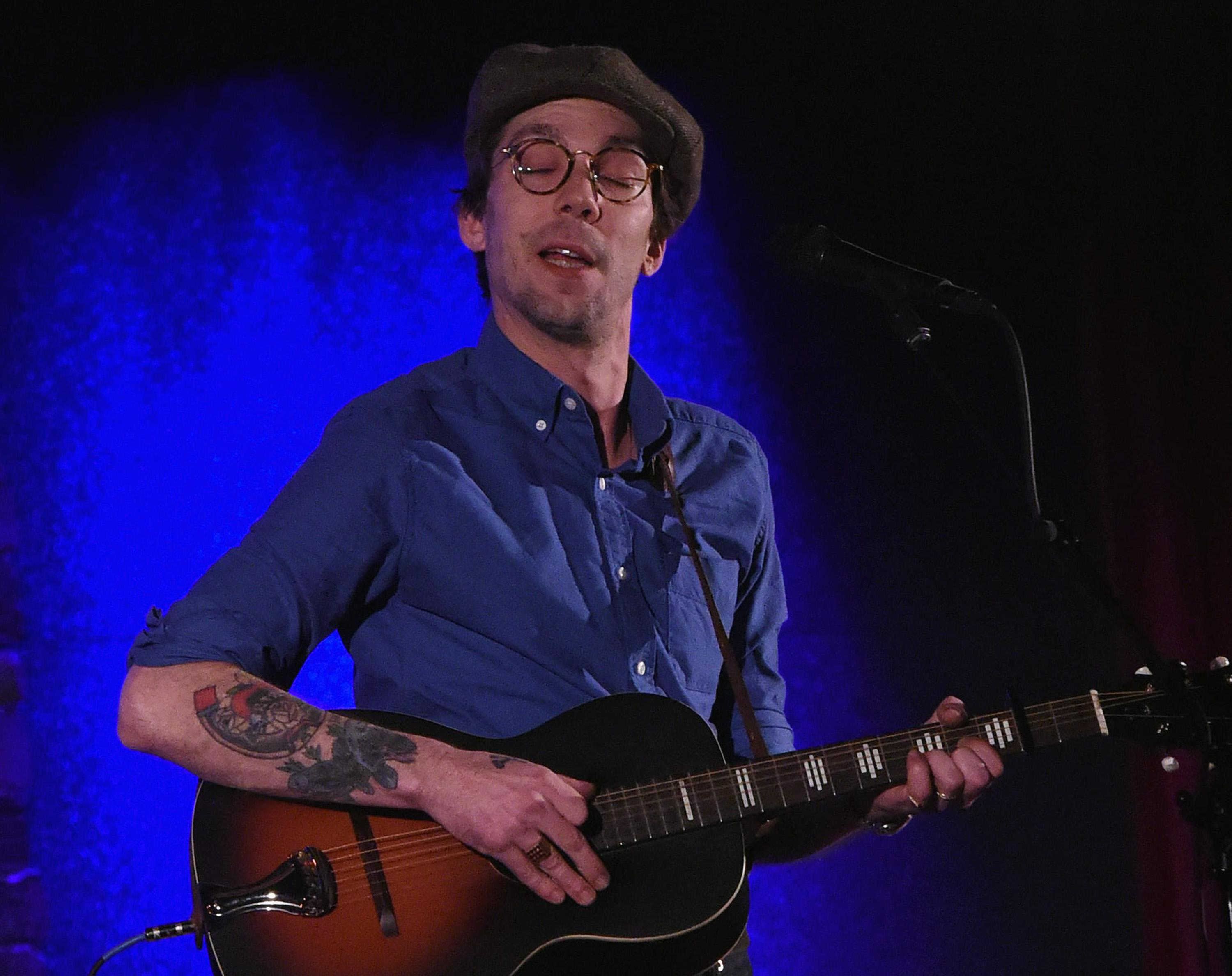 Justin Townes Earle, American singer-songwriter, dead at age 38