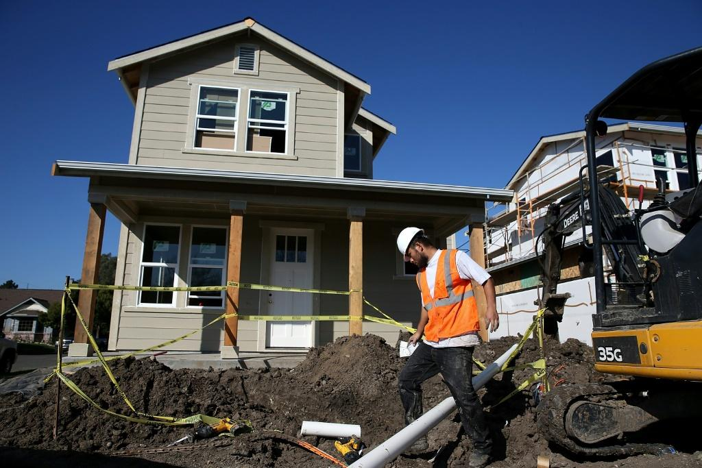 Home builders are struggling to keep up with demand for new houses amid low mortgage rates, which is sending prices higher