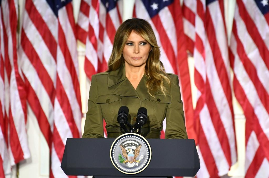 Melania Trump used private email accounts in White House, friend says
