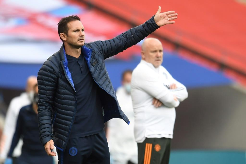 Chelsea manager Frank Lampard must deliver a title challenge