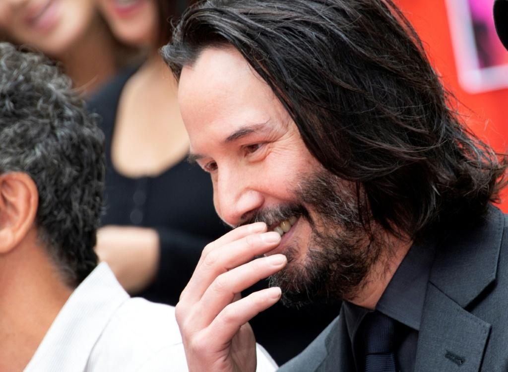 """Keanu Reeves -- who went on to become a top Hollywood A-lister with """"Point Break,"""" """"Speed"""" and """"The Matrix"""" -- is riding high again thanks to the """"John Wick"""" films, and a viral internet campaign dubbing him the nicest guy in Hollywood"""