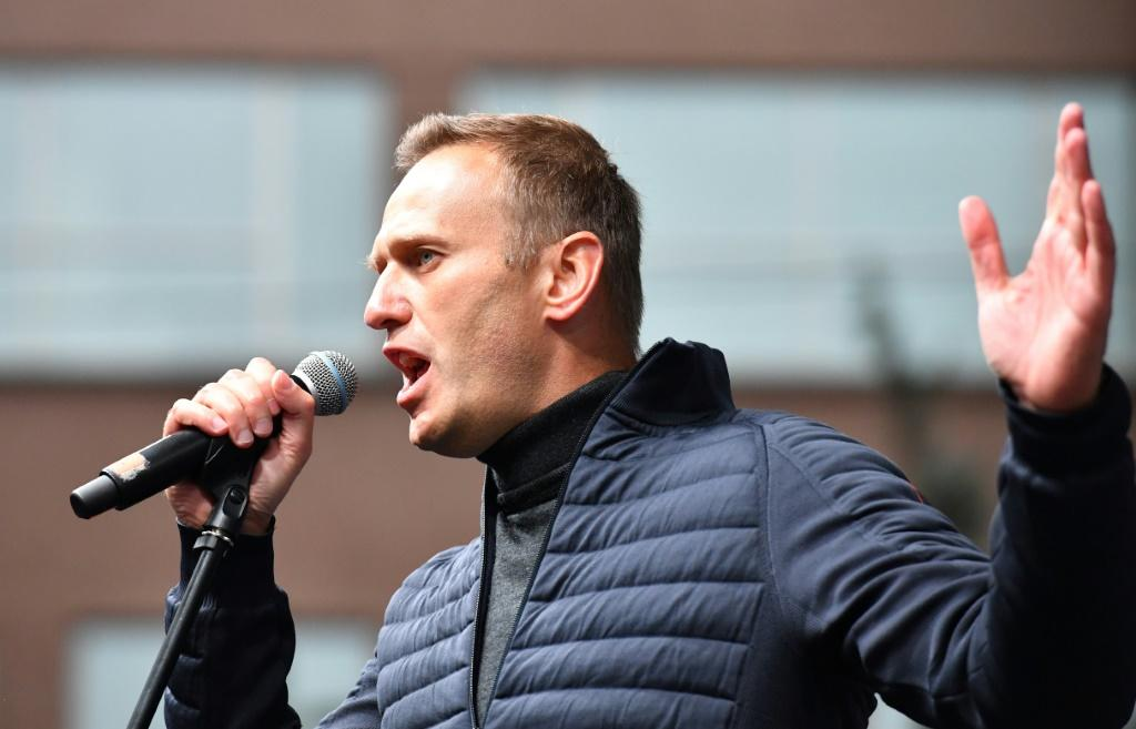 Russian opposition leader Alexei Navalny remains in an induced coma