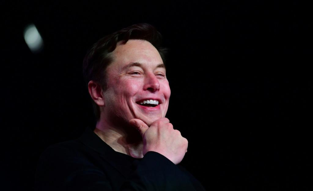 Tesla CEO Elon Musk (pictured March 2019) has long contended that a neural lace merging minds with machines is vital if people are going to avoid being outpaced by artificial intelligence