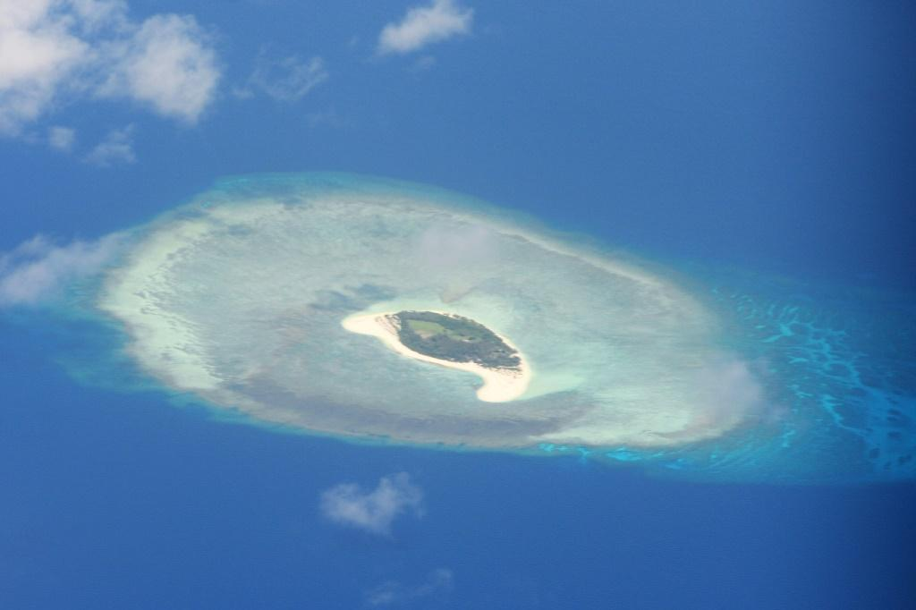 Beijing claims historical rights to vast swathes of the South China Sea, including islands, reefs and atolls in the Spratlys