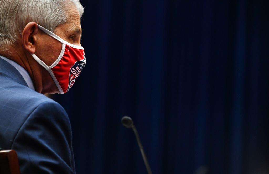 Top infectious diseases official Anthony Fauci