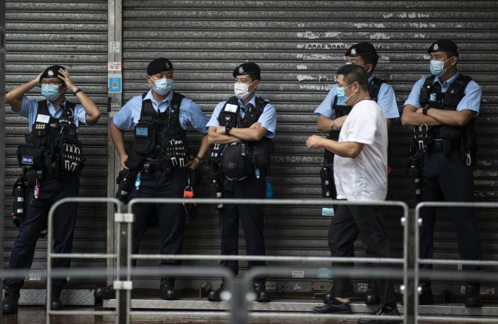 Critics believe the security law has ended the liberties and autonomy that Beijing promised Hong Kong could keep after its 1997 handover by Britain -- freedoms unique within China