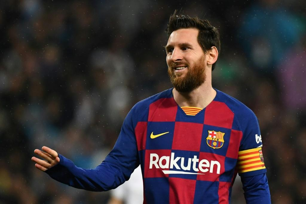 Lionel Messi said he will stay at Barcelona but only because the club's president Josep Maria Bartomeu broke his word to let him leave