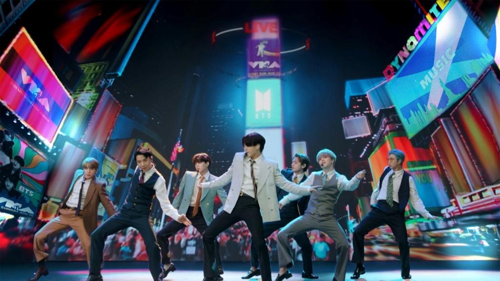 """K-pop sensation BTS's US-chart-topping single """"Dynamite"""" could generate more than $1.4 billion for the South Korean economy and thousands of new jobs in the country, a government study claims"""