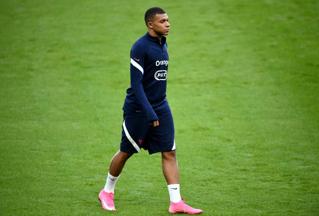 Kylian Mbappe is the seventh PSG player to test positive for coronavirus