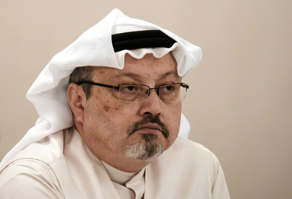 Saudi journalist Jamal Khashoggi was murdered at the Saudi consulate in Istanbul in 2018
