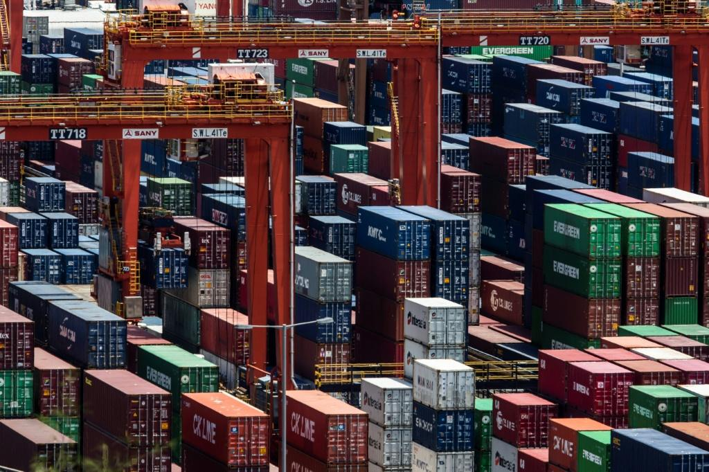 Shipping accounts for 90 percent of the international movement of freight