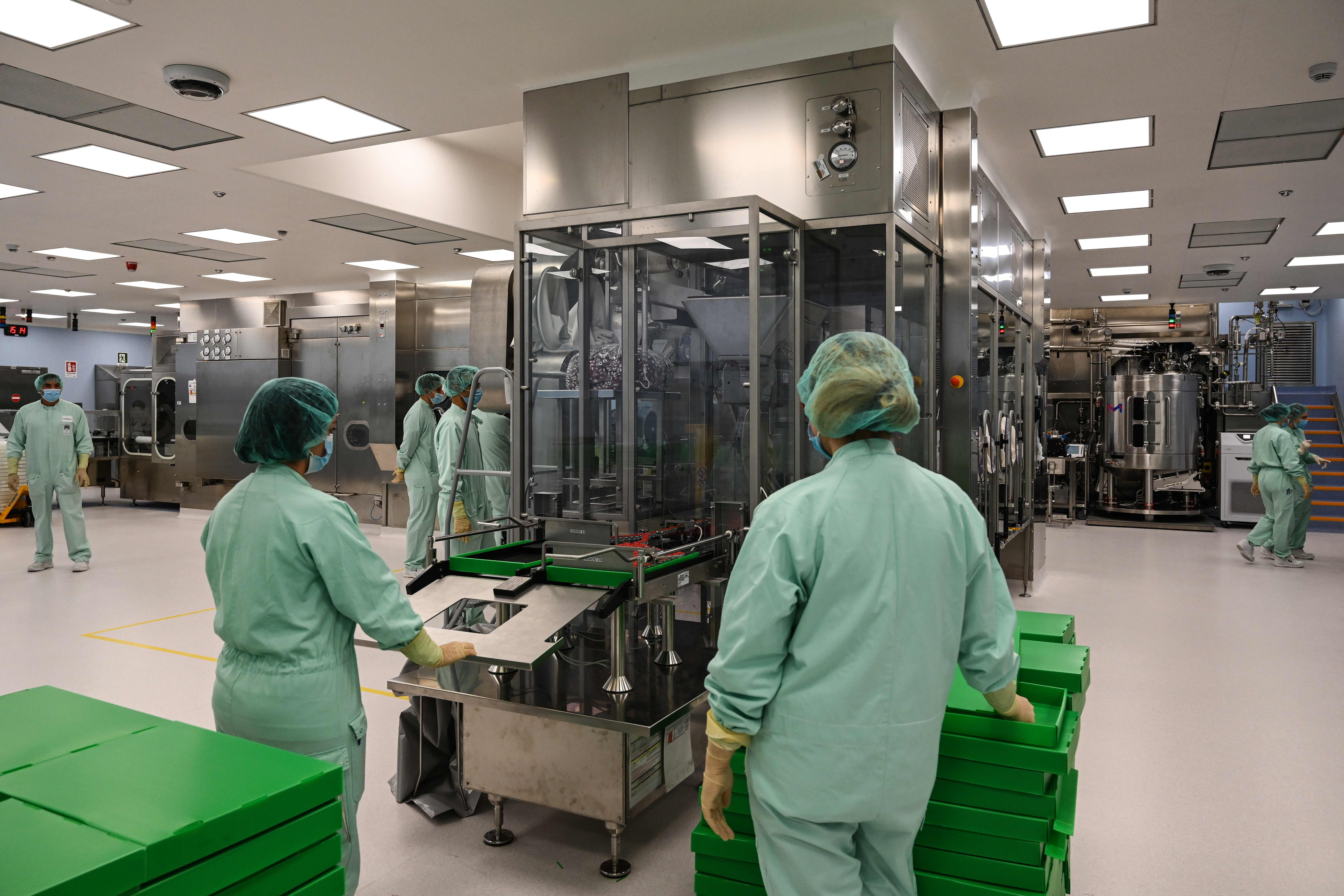 Pfizer, BioNTech to expand Covid vaccine Phase 3 trial
