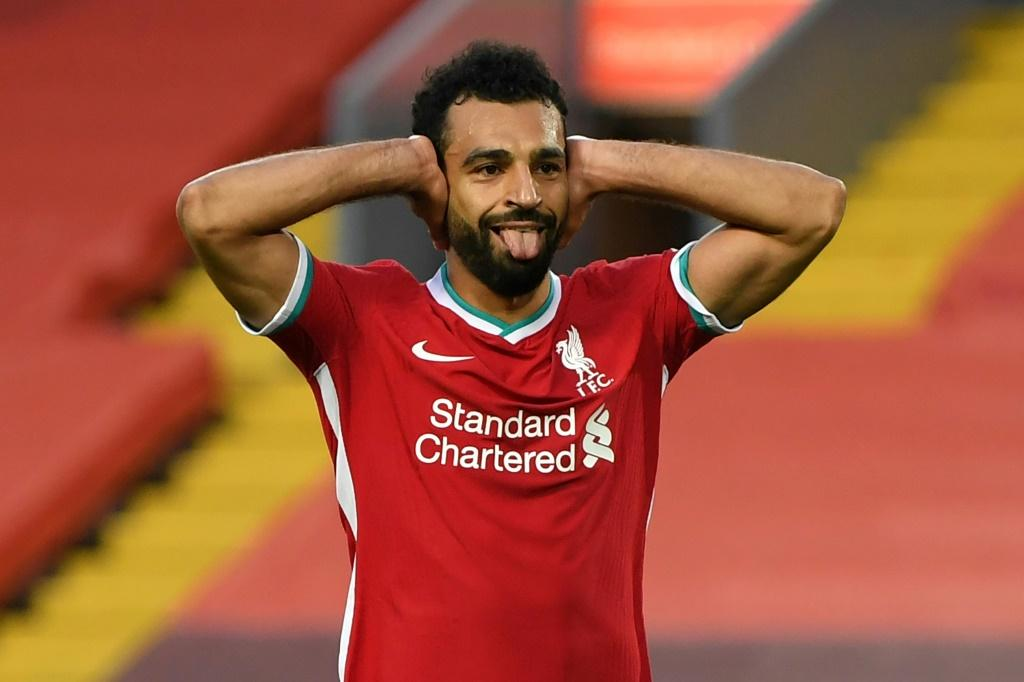 Liverpool's Mohamed Salah tests positive for COVID-19