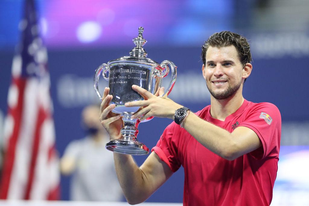7 things to know about US Open champion Dominic Thiem