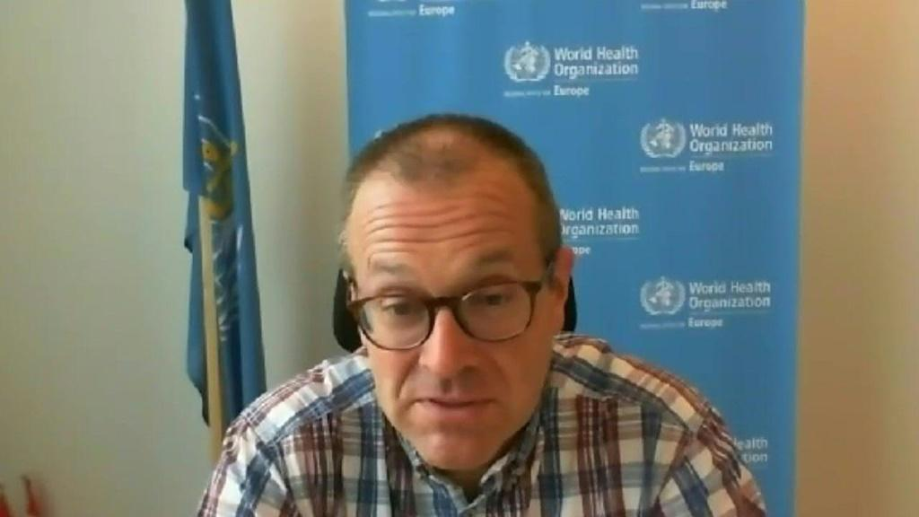 Kluge, the head of the WHO in Europe, warned it was going to get more tough