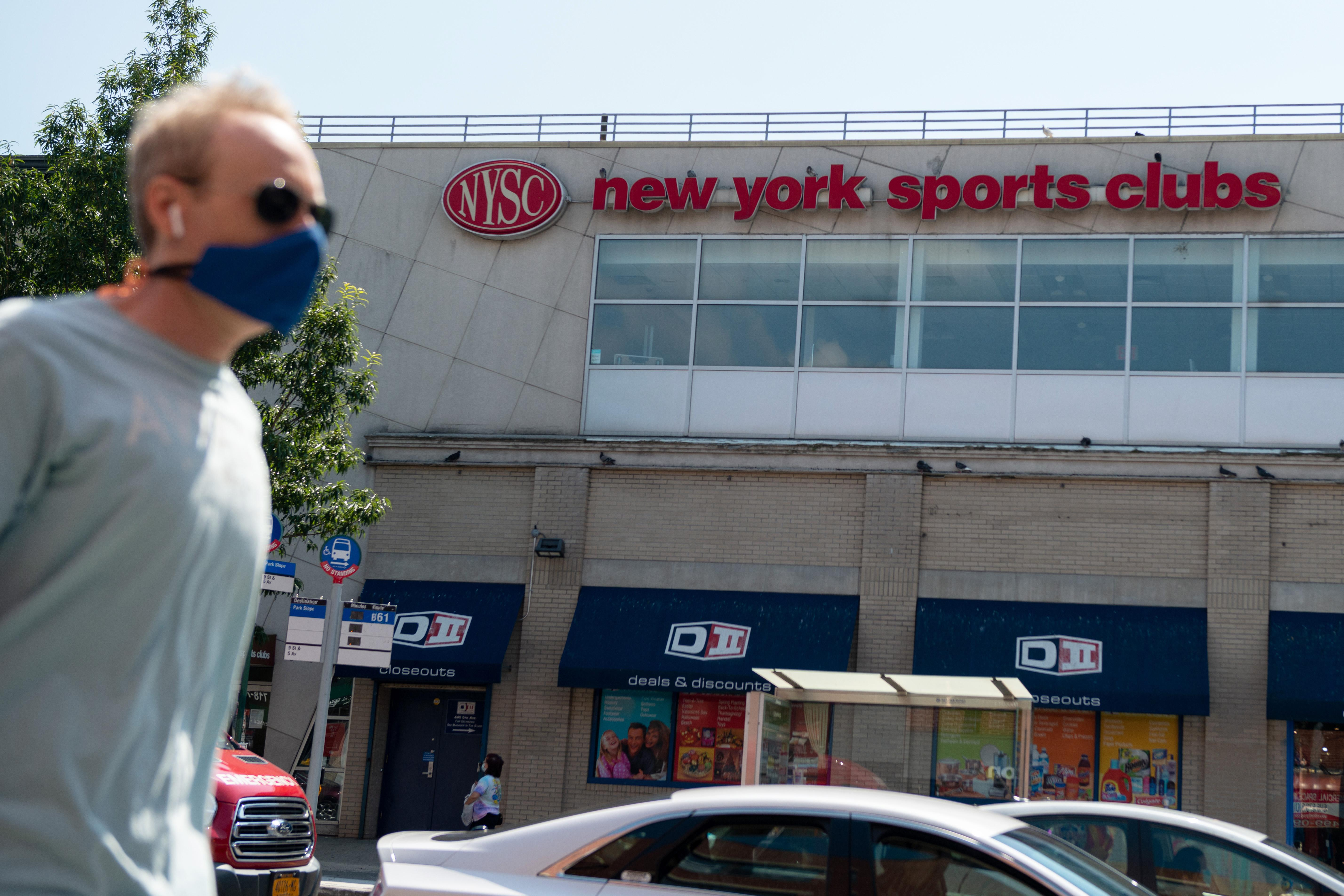 New York Sports Clubs Owner Succumbs To Bankruptcy Protection