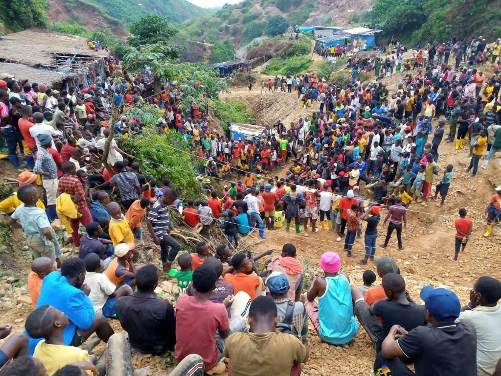 Rescue efforts continue to find any survivors of the mining disaster