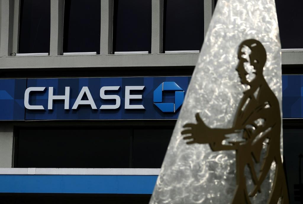 JPMorgan Chase's chief financial officer said consumers are not building debt despite the recession