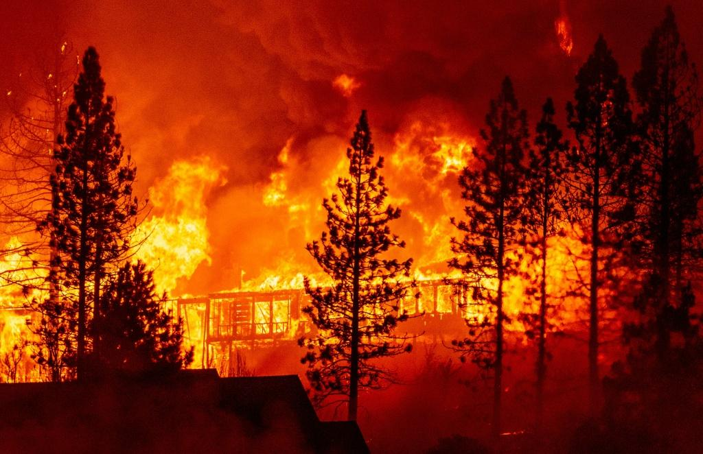 Climate change has been proven to amplify droughts that dry out regions, creating ideal conditions for wildfires to spread out-of-control