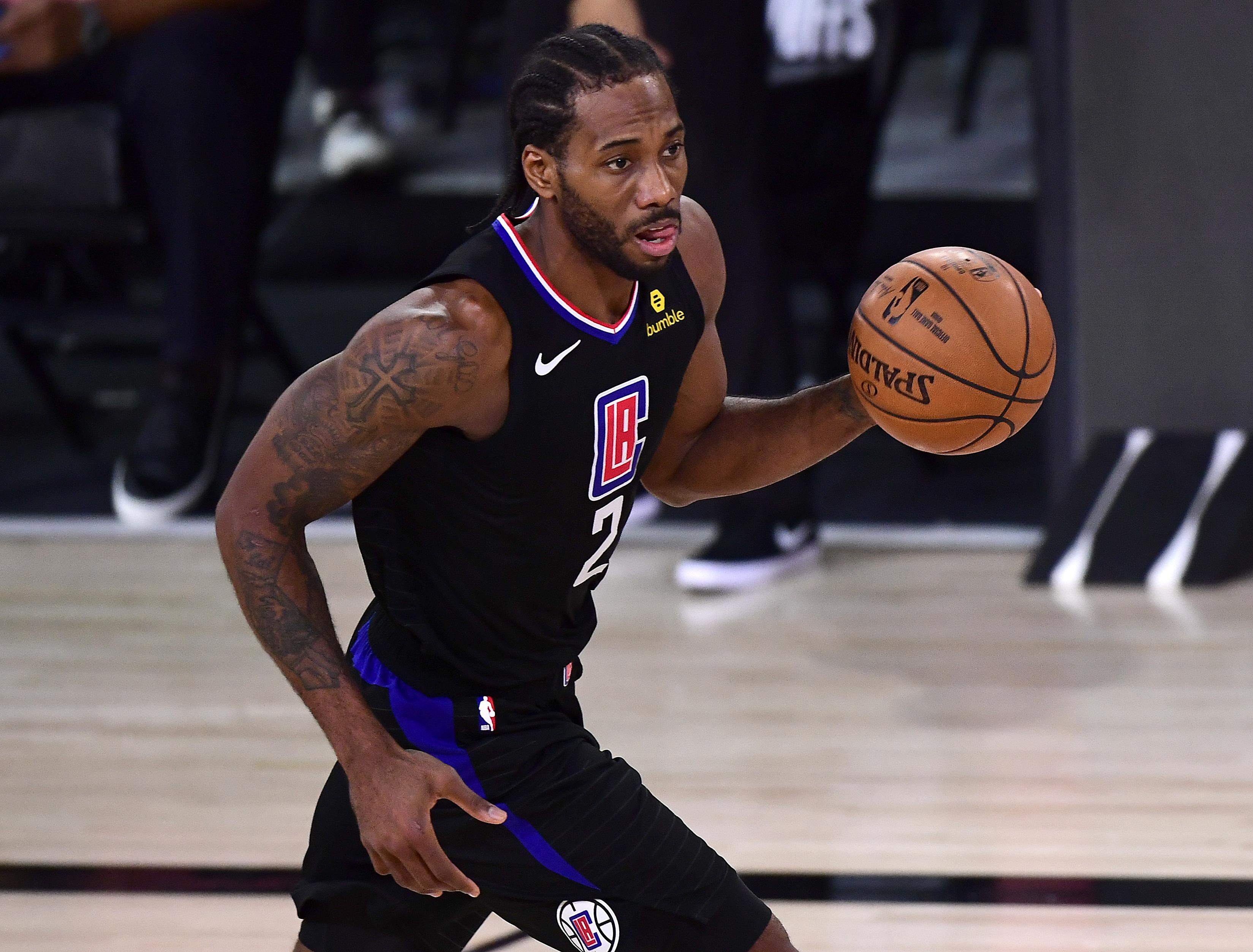 Kawhi Leonard Coy On Clippers Future Reveals Plans For Next Season
