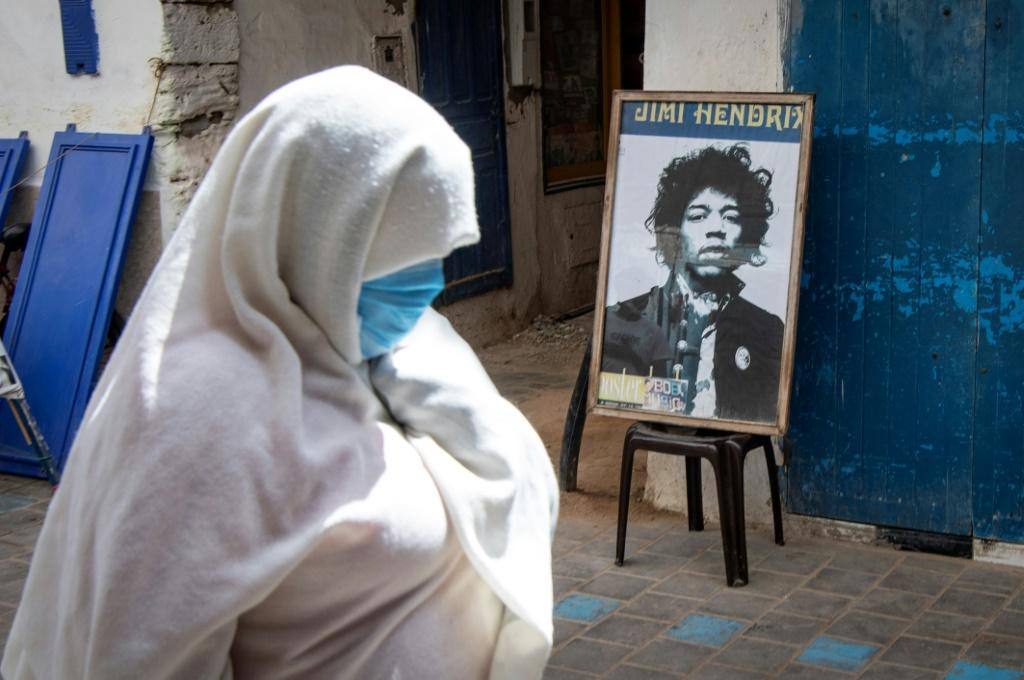 Hendrix visited the Moroccan city fleetingly in 1969, ahead of Woodstock and a year before his death