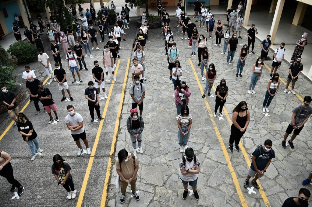 High school students across the globe have faced new restrictions returning to class