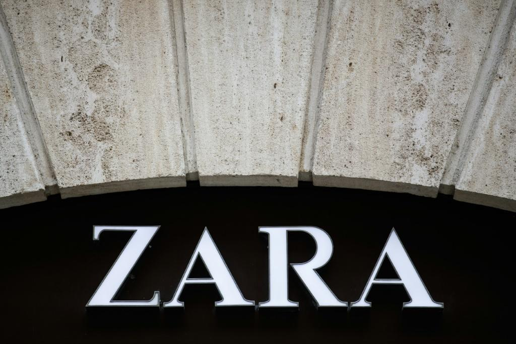 Inditex, which owns fashion retailer Zara, beat analysts' expectations in the second quarter
