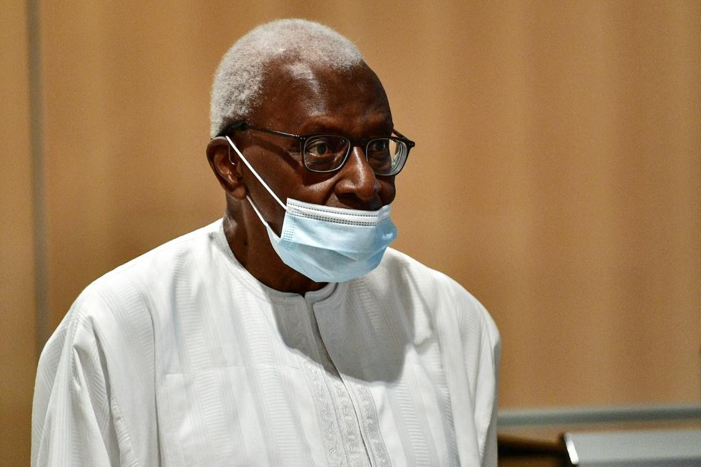 Lamine Diack, in court to hear his guilty verdict, led global athletics from 1999 to 2015