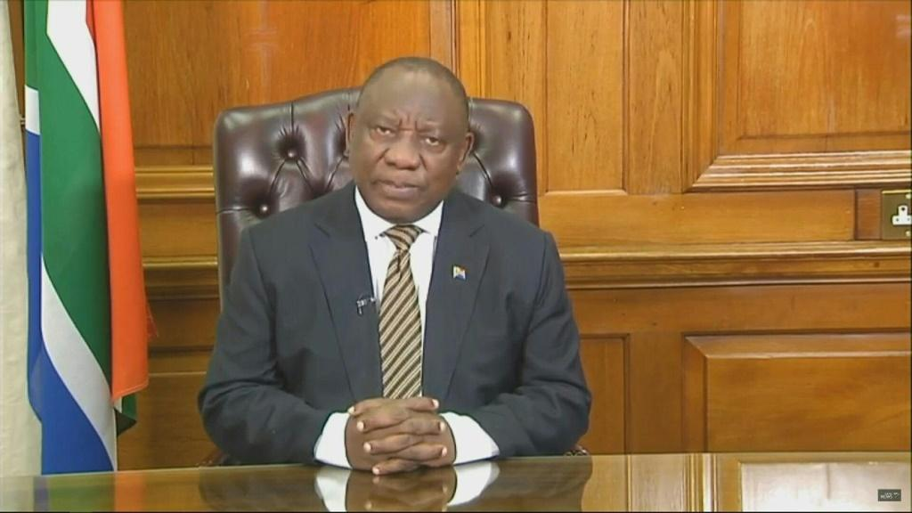 South Africa's President Cyril Ramaphosa announces borders will reopen to most countries next month, as the country further eases anti-coronavirus measures.