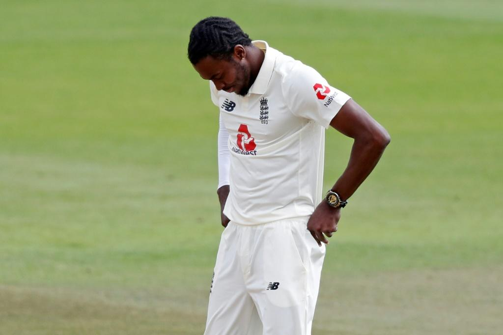 England's Jofra Archer found himself in hot water after breaching coronavirus rules