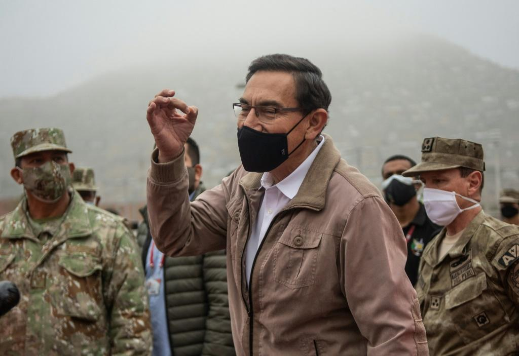 "Peru's President Martin Vizcarra faces an impeachment trial over accusations of ""moral incapacity"